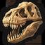 Icon museum t rex 0