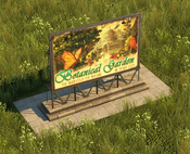 BotanicalGardenBillboardScreenshot