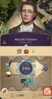 Statistics accessing factory