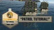 """Anno1800 - """"Patrol Tutorial!"""""""