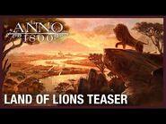 Anno 1800- Land of Lions DLC Teaser - Ubisoft -NA-