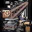 Wooden Repair Crane