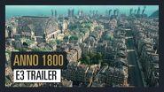 ANNO 1800 - E3 TRAILER