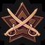 Icon buff military bronce 0