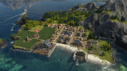 ANNO screen GC Production-Island