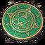 Icon mayan calendar 0