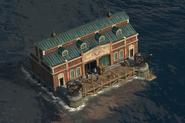 Docklands Pier Screenshot