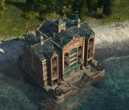 Docklands Main Wharf Screenshot