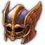 Icon museum viking valkyrie helmet 0