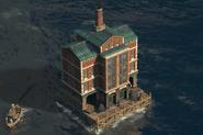 Docklands Loading Wharf Screenshot