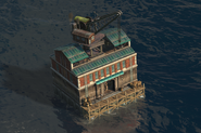 Docklands Repair Crane Screenshot
