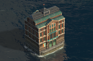 Docklands Exports Office Screenshot