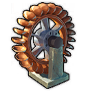 Sluggish Surge-Wheel