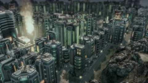 Anno 2070 missile strike