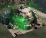 Nuclearpowerplantdestroyed
