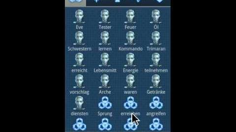 Anno 2070 Soundboard (Deutsche version)