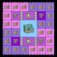 Aquafarm x4 18x18