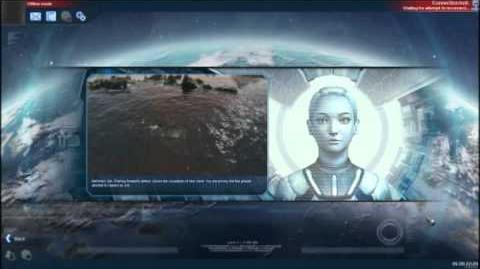 Anno 2070 Intro - My Name Is Eve