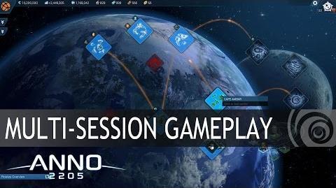 Anno 2205 – Многосекторальная игра