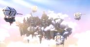 Sky Island Villager Kingdom