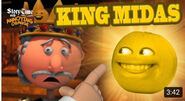 King Midas and the Golden Touch Storytime card