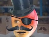 Mango LeStache