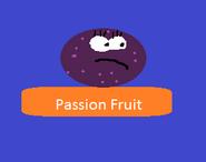 Passion Fruit Trophy