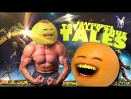 Annoying Orange Presents - Grapefruit's Totally True Tales- Bigfoot