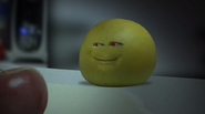 Jump scare - Grapefruit possessed