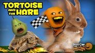 Annoying Orange - Storytime 10 The Tortoise and the Hare