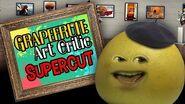 Annoying Orange - Grapefruit Art Critic Supercut