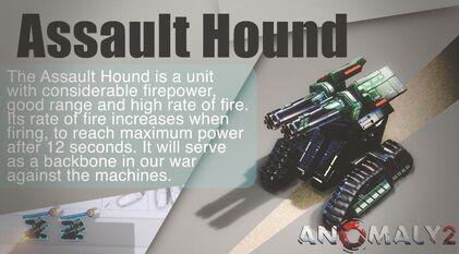 Anomaly 2 Assault Hound