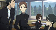 Class 3 Students