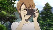 Teshigawara taking photo