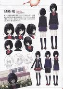Mei character design