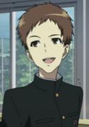 Takeru Mizuno smiling