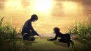 Kouichi help Izumi