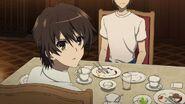 Kouichi at dinning table