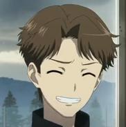 Shigeki's smile