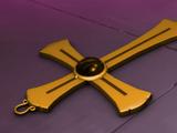 Golden Crucifix