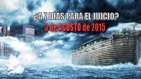 ¿A 7 días para el Juicio? - 3 de Agosto de 2015
