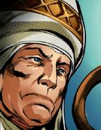 Bishop Peregrino Comic