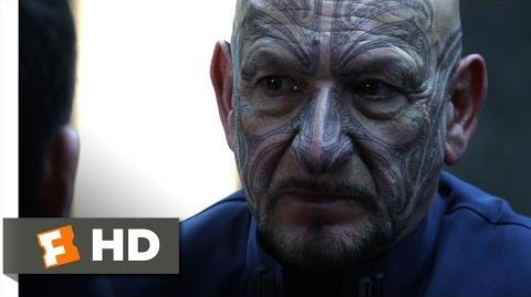 Ender's Game (5 10) Movie CLIP - Mazer Rackham's Story (2013) HD