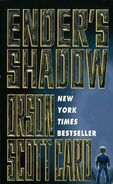 Ender's Shadow Cover Main