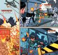 League War Comic