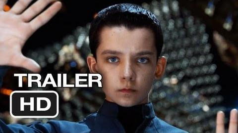 Ender's Game Official Trailer 1 (2013) - Harrison Ford Movie HD