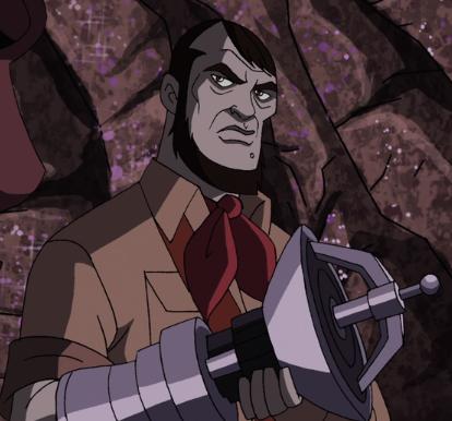 Ulysses Klaw (The Avengers)