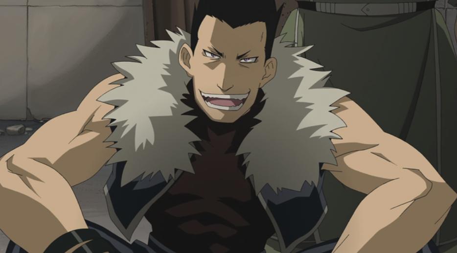 Greed (Fullmetal Alchemist: Brotherhood)