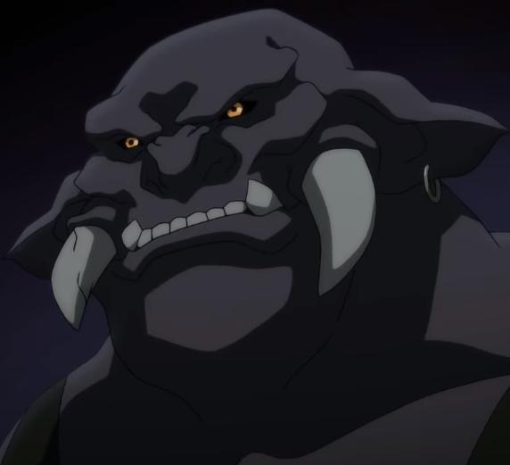 Tusk (DC Animated Movie Universe)