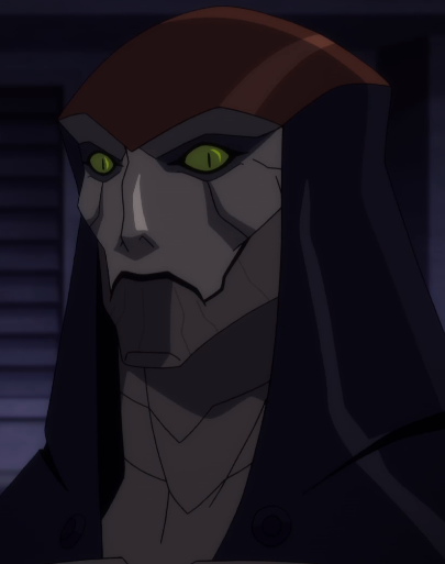 Copperhead (DC Animated Movie Universe)